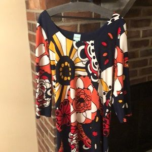 Funky Tracy Reese dress!!